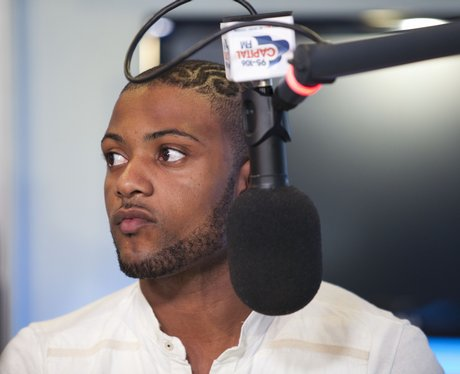 JLS live webchat at Capital FM