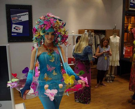 Bullring Dolls House Fashion Show