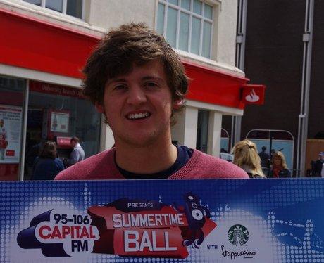 Capital FM With Starbucks