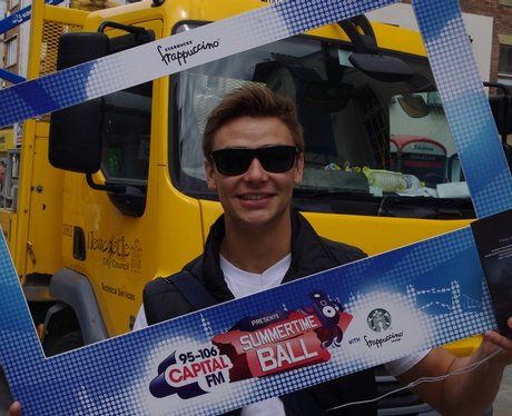 Capital FM With Starbucks
