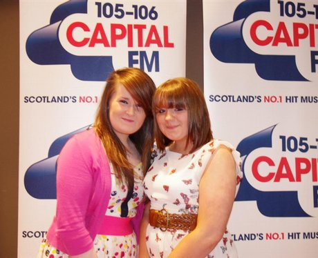 Snaps of Fans of Olly Murs at his Glasgow Show May