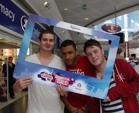 Summertime Ball White Rose 4-6-11