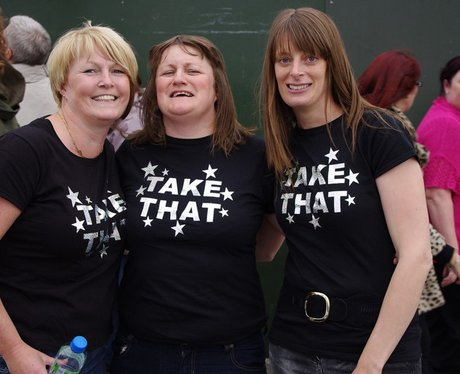 Take That in Sunderland