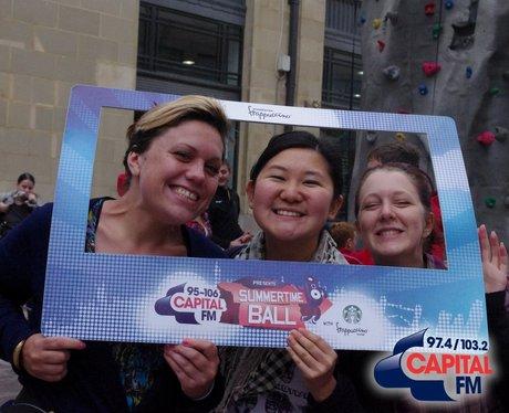 Capital FM & Boulders 'Taste of Summer'