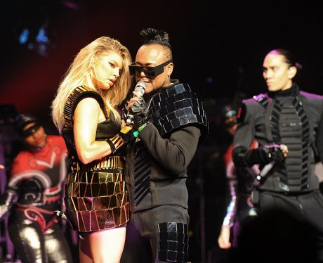 black eyed peas live