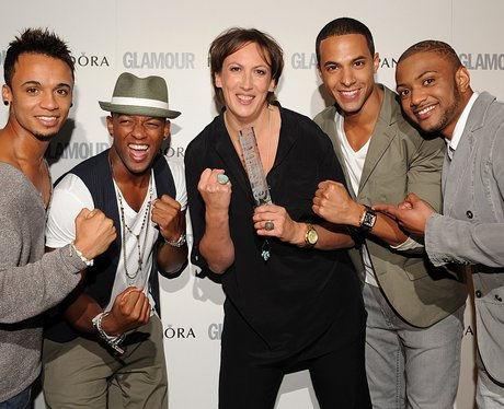 Photos of the week JLS