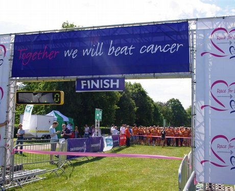 Race For Life - 4th & 5th June