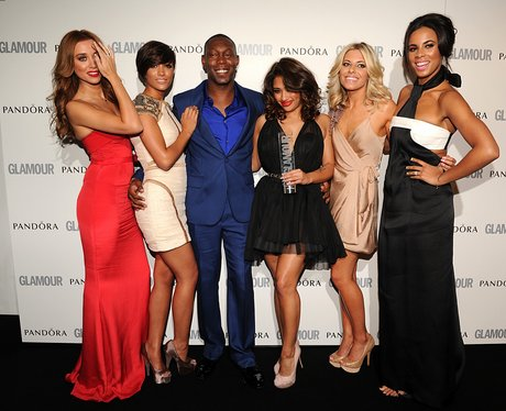 the saturdays with dizzee rascal