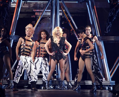 Britney Spears 'Femme Fatale' tour