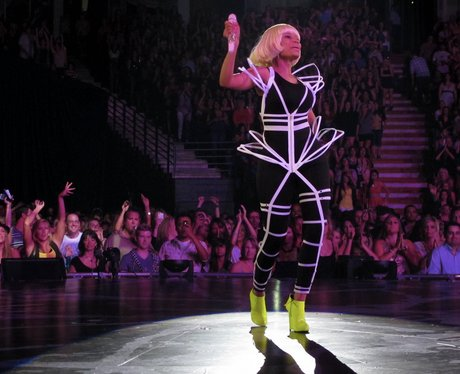Britney Spears 'Femme Fatale' tour Nicki Minaj