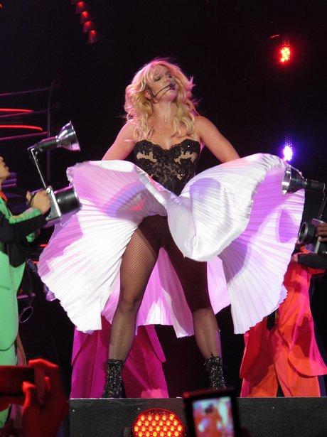 Britney Spears 'Femme Fatale' tour