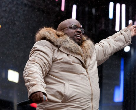 Cee-Lo Green live at the 2011 Summertime Ball