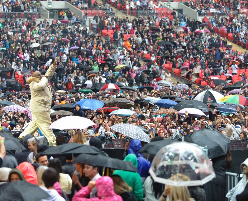 cee lo green live at the Summertime Ball 2011