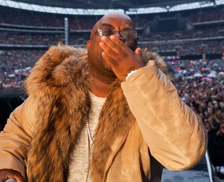 cee-lo green live at the summertime ball