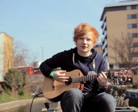5. Ed Sheeran - The A Team