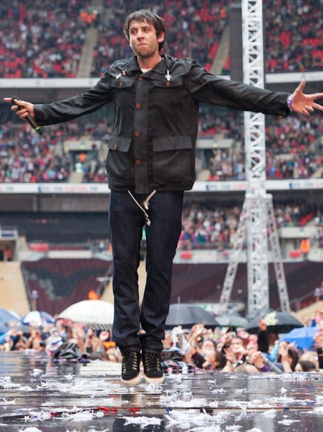 example at the Summertime Ball 2011