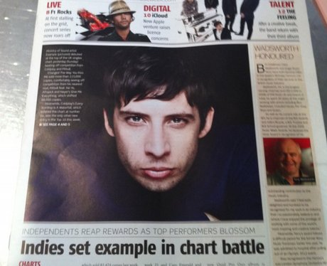Example's Front Cover