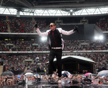 Far East Movement live at the 2011 Summertime Ball
