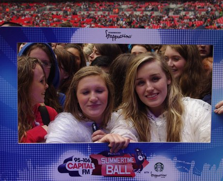 Inside Wembley - Street Stars: Team 1 Pictures