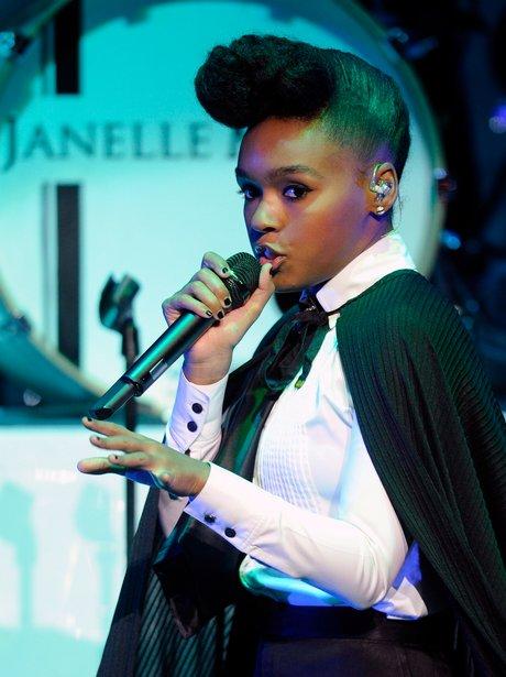 Janelle Monae  live