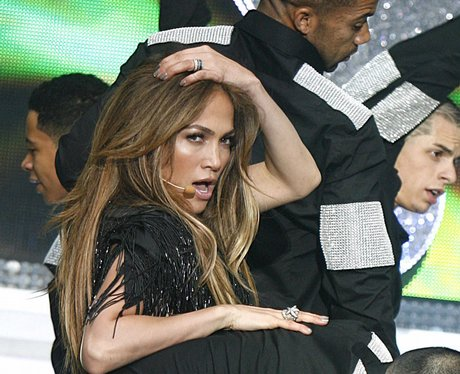 Jennifer Lopez live at the 2011 Summertime Ball