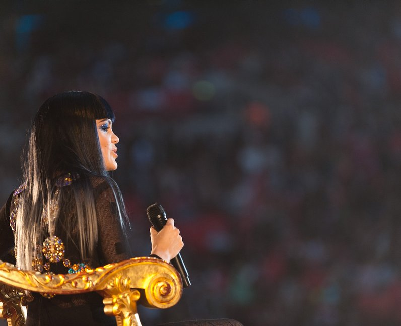 jessie j live summertime ball 2011