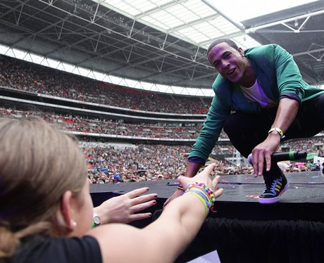 jls summertime ball 2011