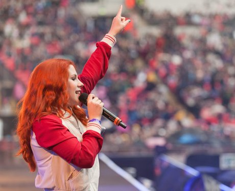 Katy B live at the 2011 Summertime Ball