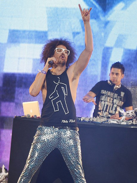 LMFAO live at the 2011 Summertime Ball