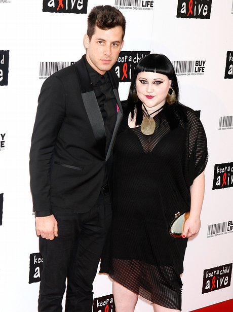 Mark Ronson and Beth Ditto