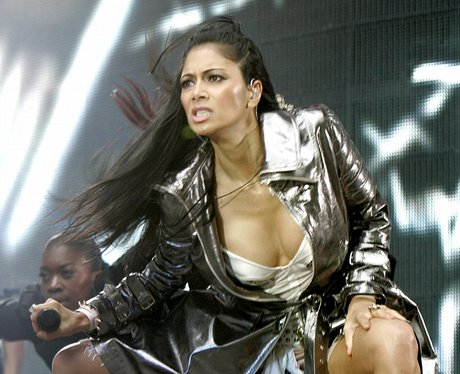 Nicole Scherzinger live at the 2011 Summertime Ball