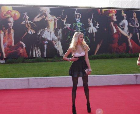 Scottish Fashion Awards Red Carpet