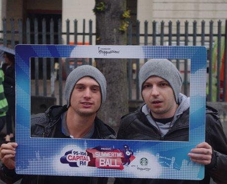 STB STB Street Stars Team 1 Arrivals