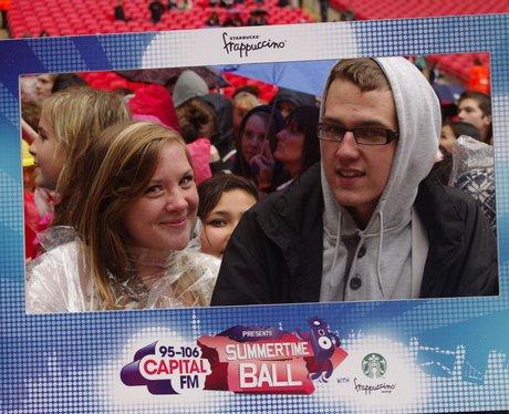 STB Street Stars Team 1 inside Wembley