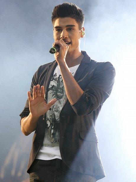 The Wanted live at the 2011 Summertime Ball