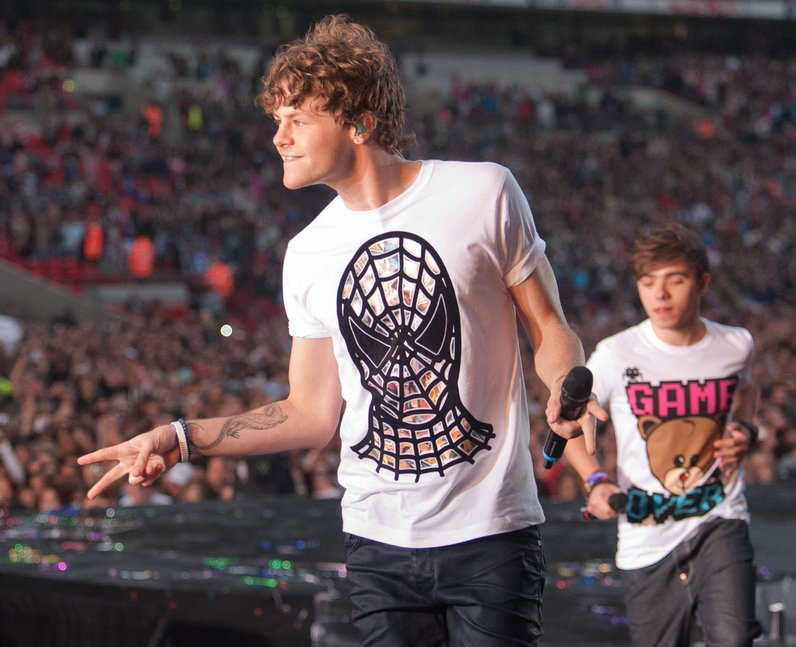 the wanted Summertime Ball 2011