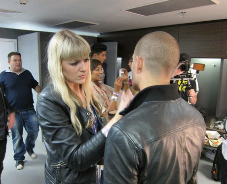 The Wanteds STB Photo diary
