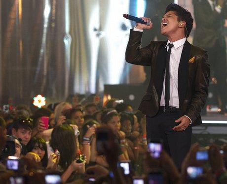 Bruno Mars in Toronto