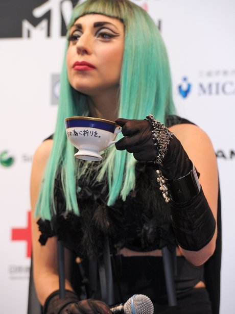 Lady Gaga in Japan
