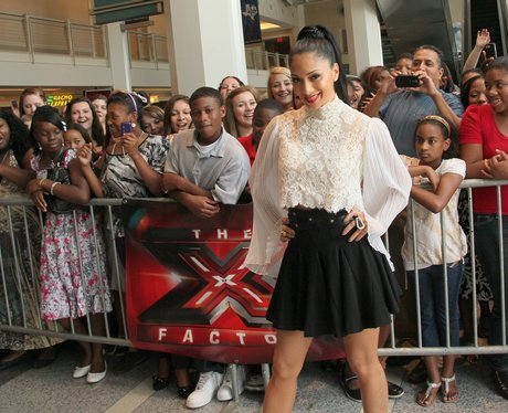 US X-Factor visits Dallas