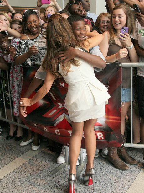 US X-Factor visits Dallas