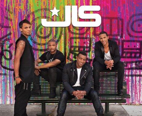 JLS' 'She Makes Me Wanna' single cover.