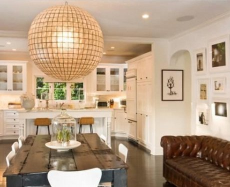 Katy Perry and Russell Brands new home