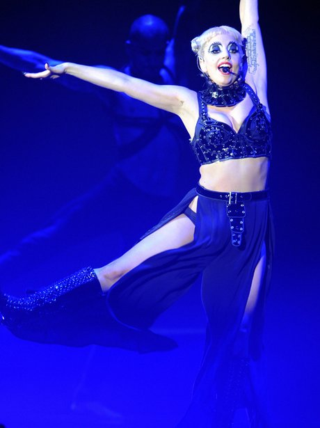 Lady Gaga MTV Video Music Aid