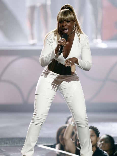 THE BET AWARDS 2011 mary j blige
