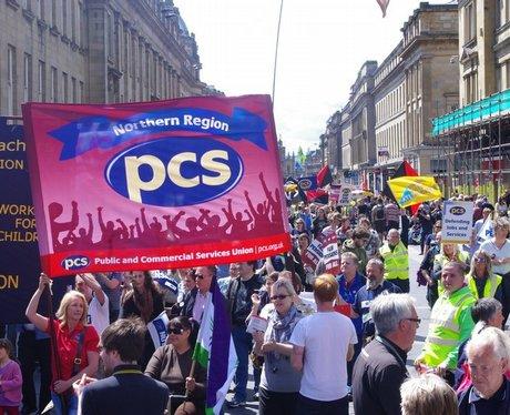 Newcastle Demo