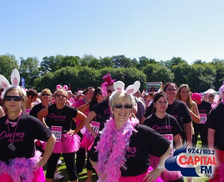 Race For Life Cwmbran