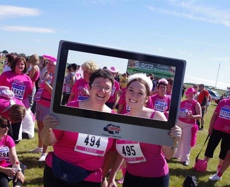Race for Life, Loughborough, Sunday 26th July