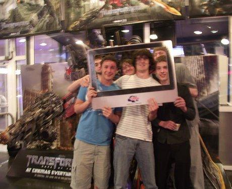 Street Stars at Tranformers screening