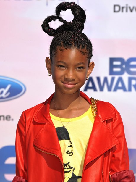 THE BET AWARDS 2011 willow smith